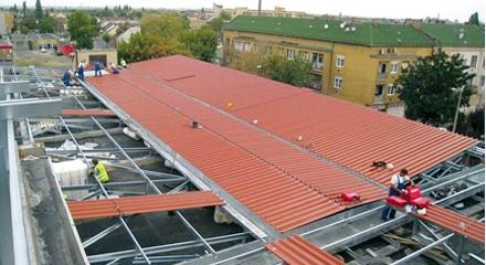 Реновиране на покриви и сгради